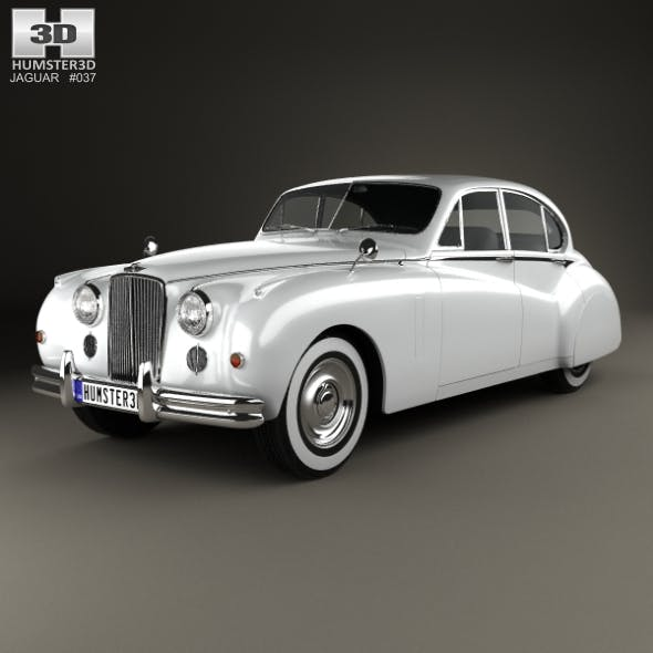 Jaguar Mark VII 1951