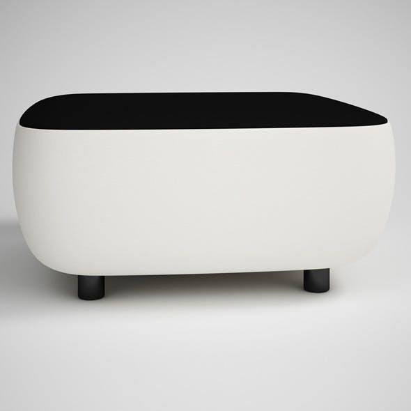 CGAxis Contemporary Table 20
