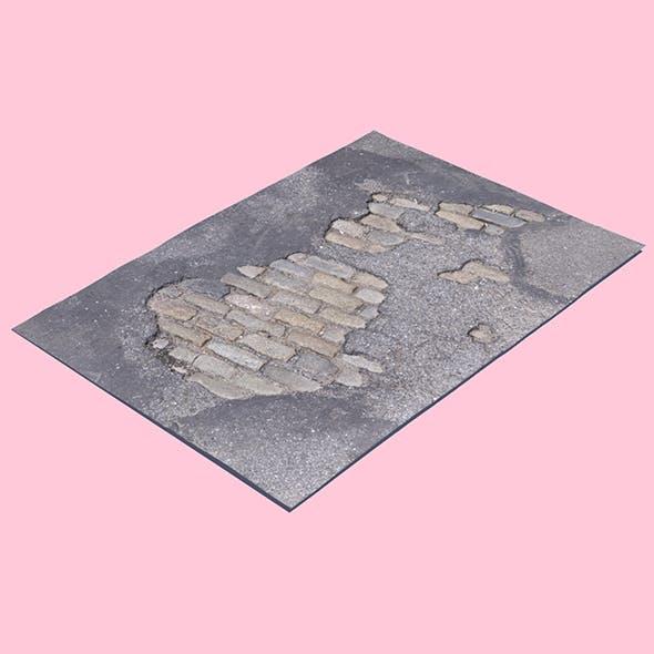 Brick Patch - 3DOcean Item for Sale