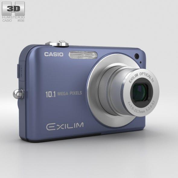 Casio Exilim EX- Z1050 Blue