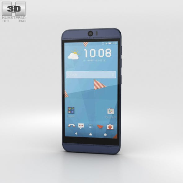HTC J Butterfly 3 Gray