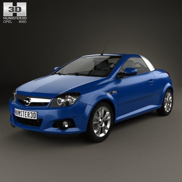 Opel Tigra TwinTop 2004 - 3DOcean Item for Sale