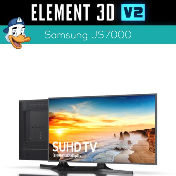 Samsung JS7000 for Element 3D