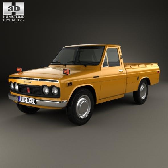 Toyota Hilux 1968