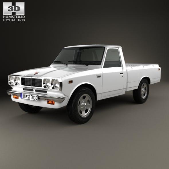 Toyota Hilux 1972