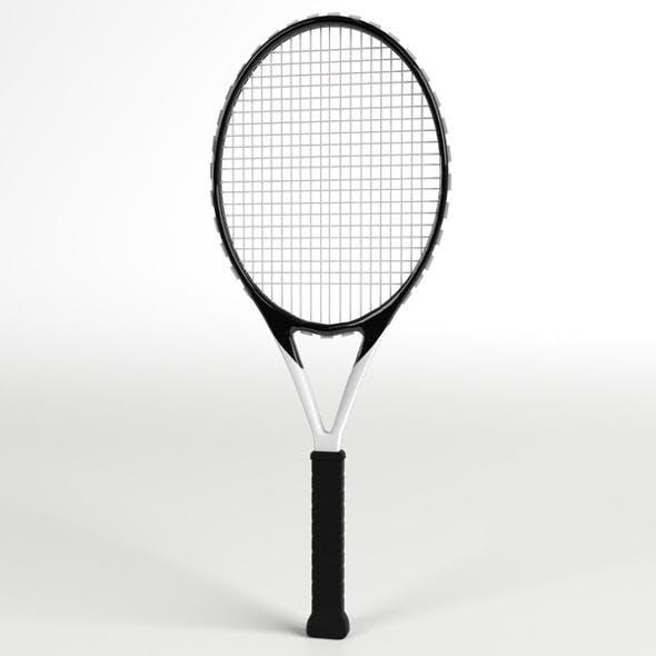 Tennis Racket 2