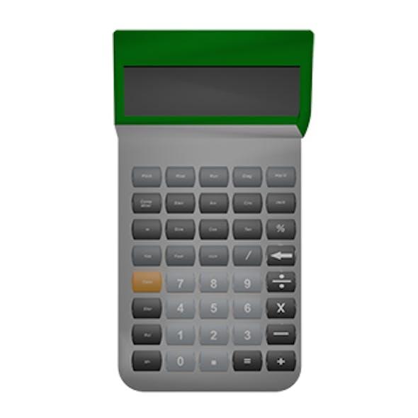 Animatable Calculator