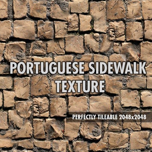 Portuguese Sidewalk