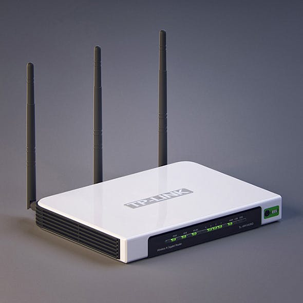 Vray Ready Wifi Router