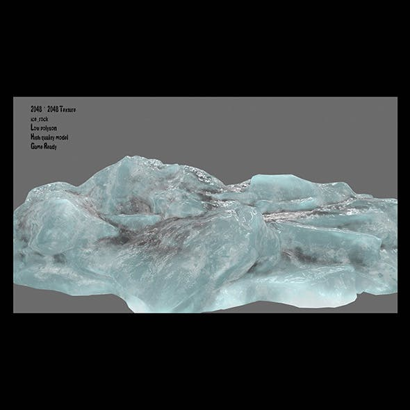 ice 9 - 3DOcean Item for Sale