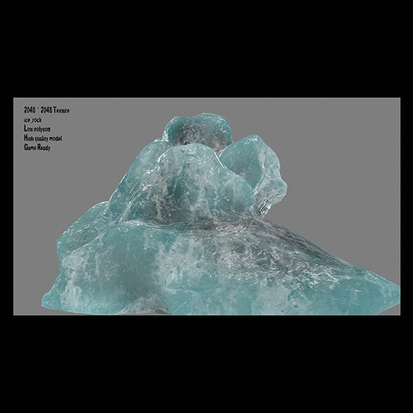 ice 10 - 3DOcean Item for Sale