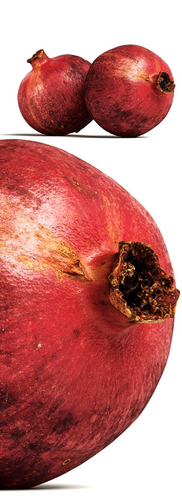 Pomegranate 001 - 3DOcean Item for Sale