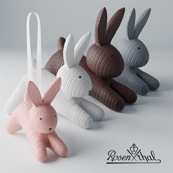 Rabbit rosenthal toy