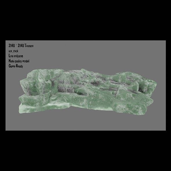 ice 24 - 3DOcean Item for Sale