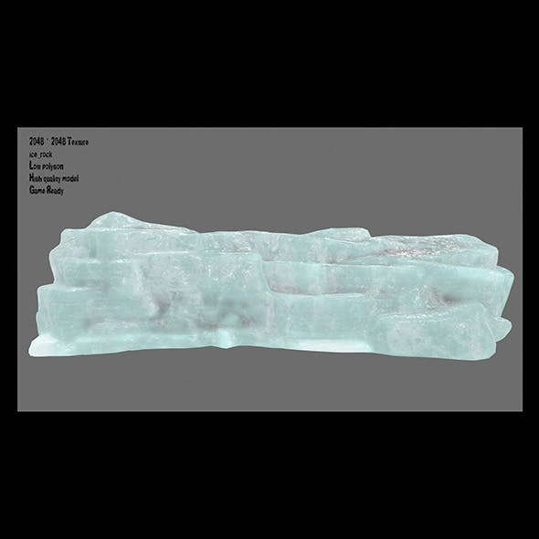 ice 26 - 3DOcean Item for Sale