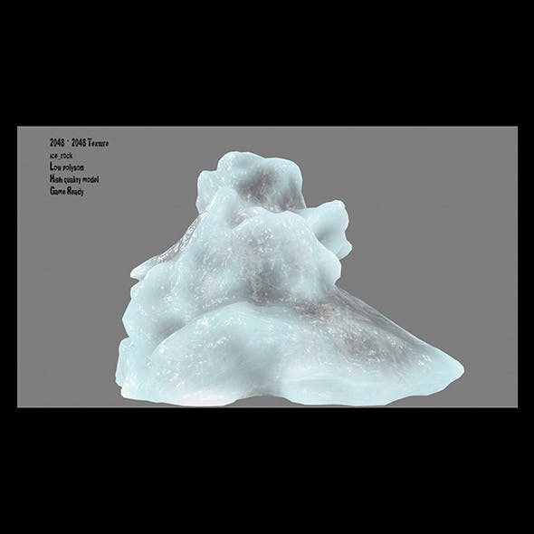 ice 30 - 3DOcean Item for Sale