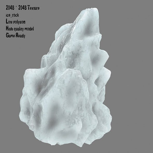 ice 34 - 3DOcean Item for Sale