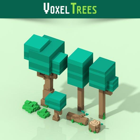 Voxel Trees