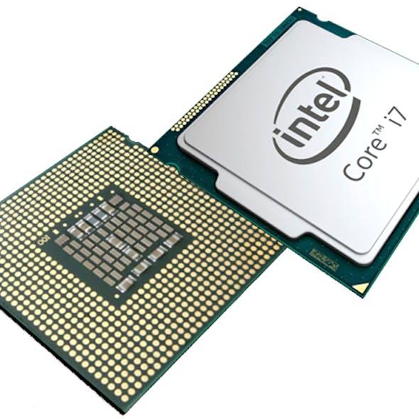 Processor intel core i7