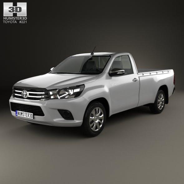 Toyota Hilux Single Cab SR 2015