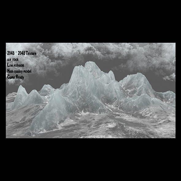 ice berg 1 - 3DOcean Item for Sale