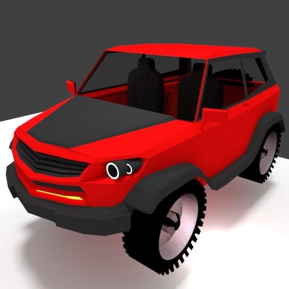 Concept Suv 4x4 4-wd