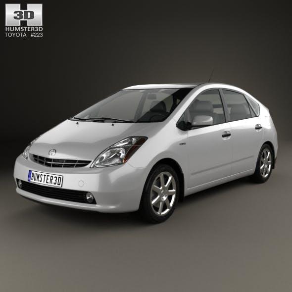 Toyota Prius (NHW20) 2003 - 3DOcean Item for Sale