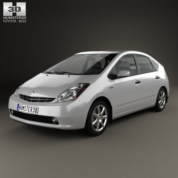 Toyota Prius (NHW20) 2003