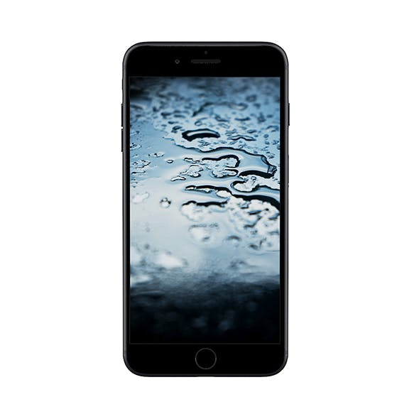 iPhone Plus Black