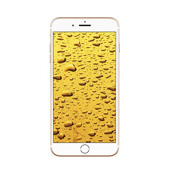 iPhone Plus Gold