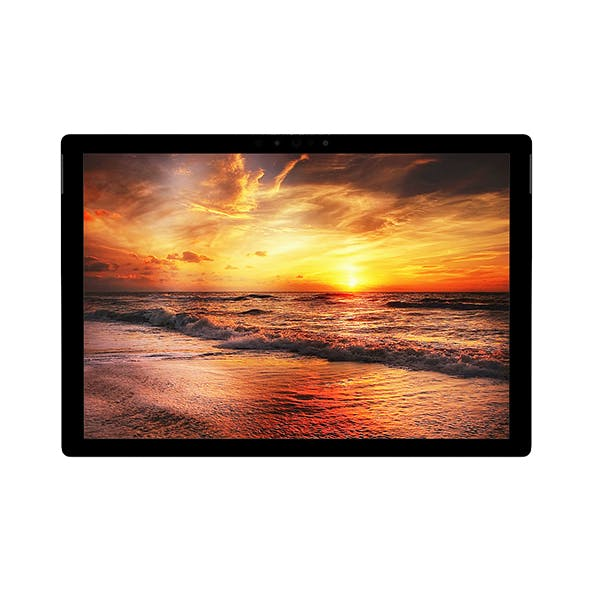 Surface Tablet - 3DOcean Item for Sale