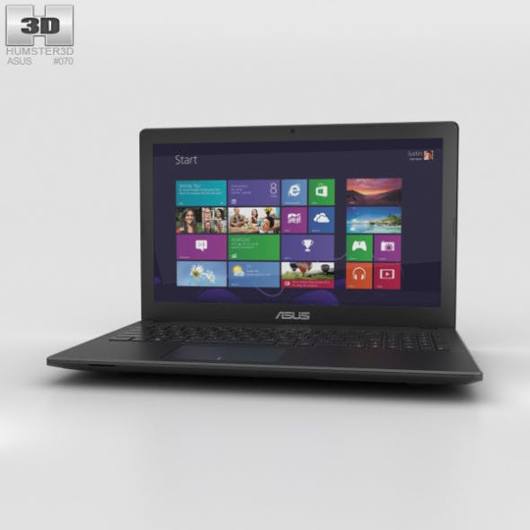 Asus D550MAV-DB01(S) - 3DOcean Item for Sale