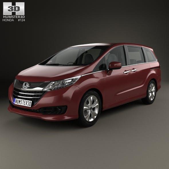 Honda Odyssey G (JP) 2014