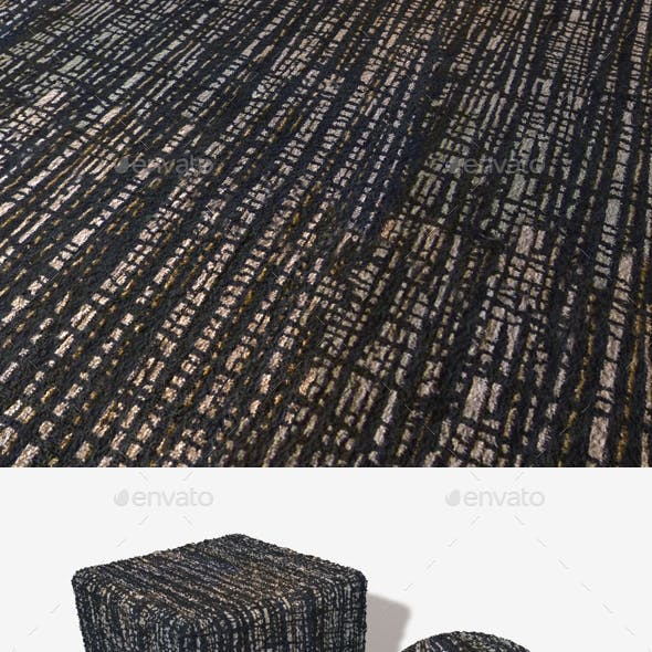 Modern Crosshatch Carpet Seamless Texture