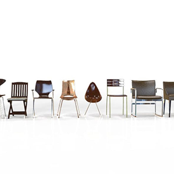10 Chair Collection 1