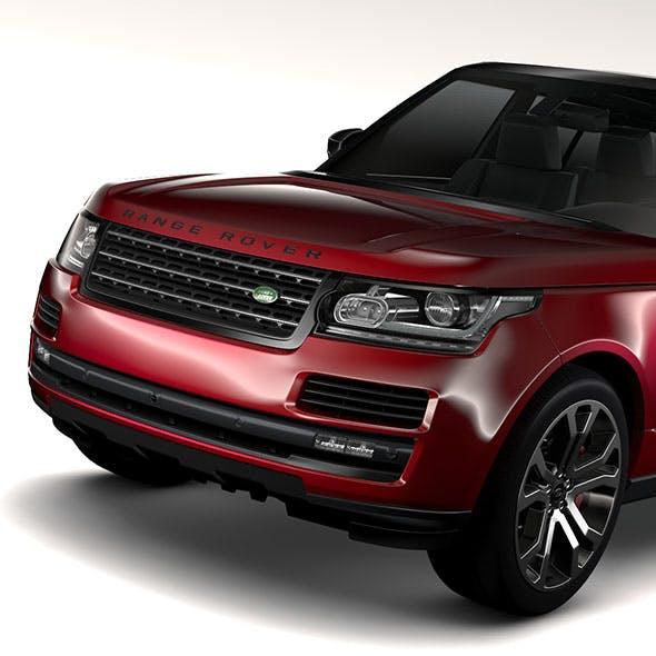 Range Rover SVAutobiography Dynamic 2017