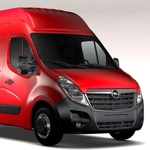 Opel Movano L3H3 Van 2016