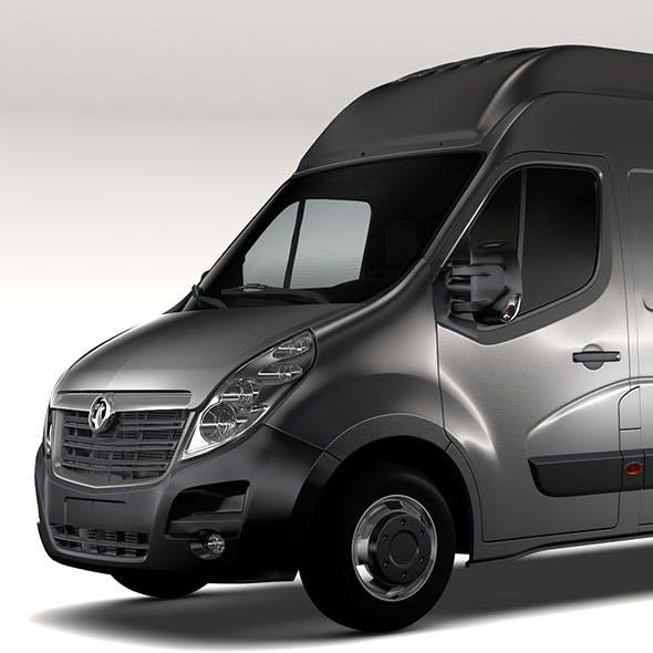 Vauxhall Movano L3H3 Van 2016