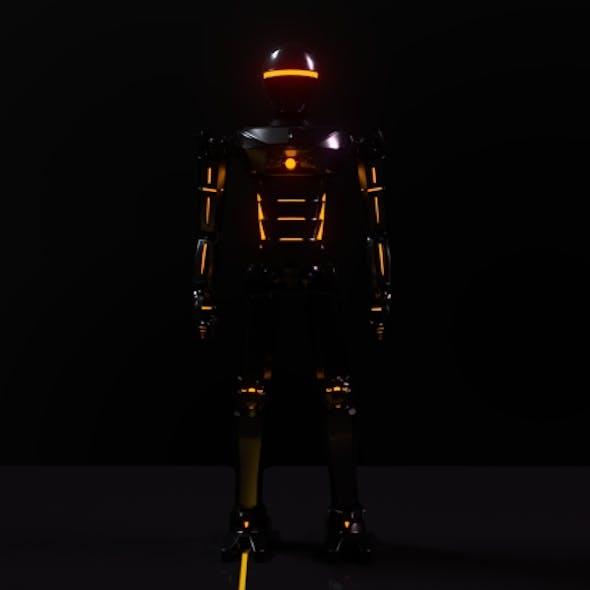 Emission Robot