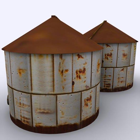 Oil Tanker 01 - 3DOcean Item for Sale