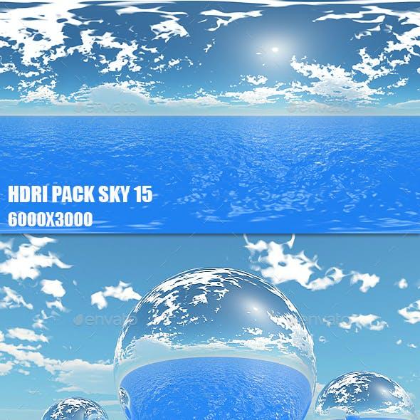 HDRI Pack Sky 15