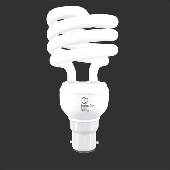 Energy Saving Light Bulb 01