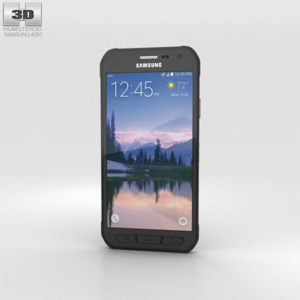 Samsung Galaxy S6 Active Gray