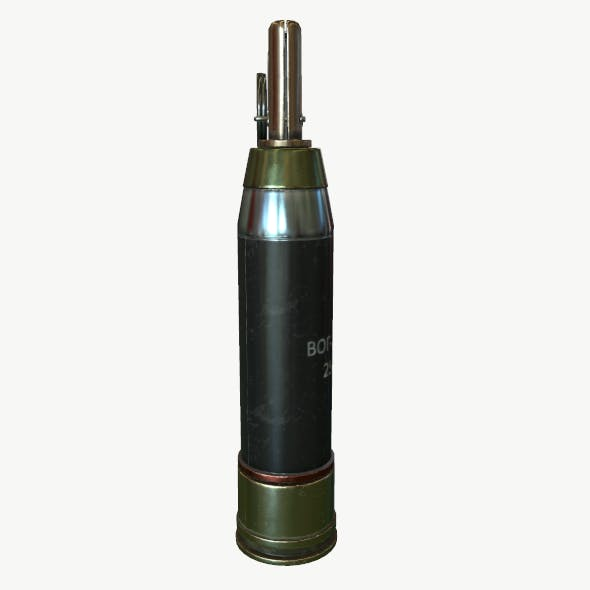 Grenade VOG-17 (CIS) Hattabka
