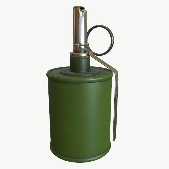 Grenade RG-42 (CIS) - 3DOcean Item for Sale