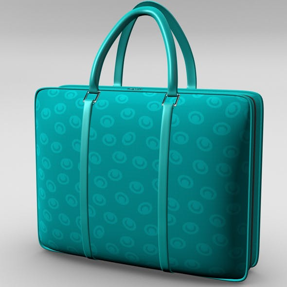 Ladies Handbag - 3DOcean Item for Sale
