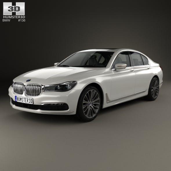 BMW 7 Series (G11) 2015