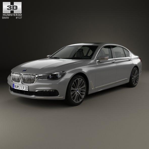 BMW 7 Series (G12) L 2015
