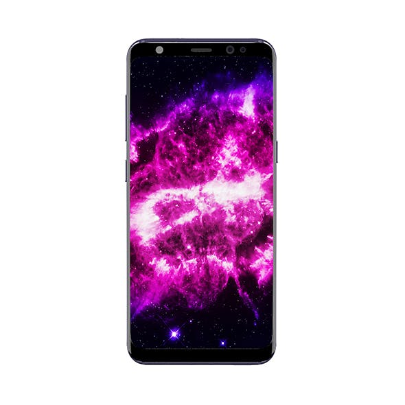 Galaxy S8 Grey - 3DOcean Item for Sale