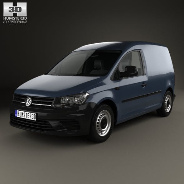 Volkswagen Caddy Panel Van 2015